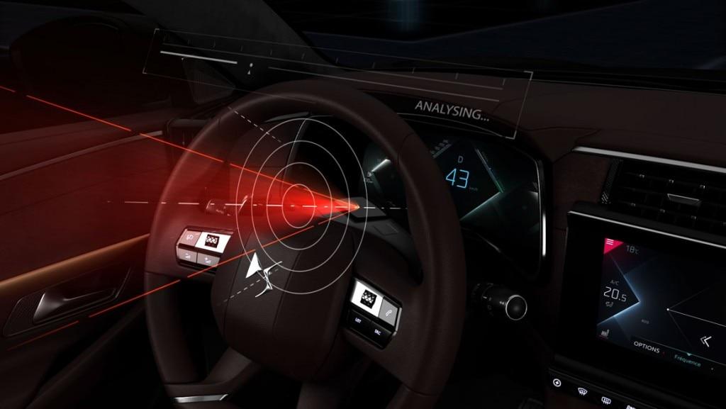MONITOROVANIE DS DRIVER ATTENTION